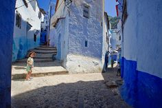 Chefchaouen, endearingly nicknamed the Blue City, is one of the loveliest in Morocco. Its artsy, blue and white medina is a delightful mix of Moroccan and Andalucian influences.