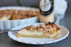 Eierlikoerkuchen Apfelkuchen Apfeltarte Zimtstreusel fooblogger freiburg lifestyleblogger rezept fuer kuchen rezeptidee