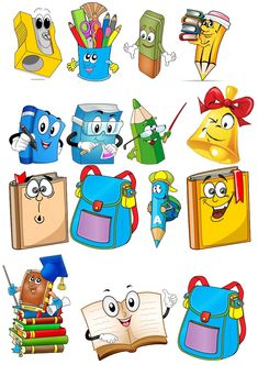 Starting School, Office Stationery, School Decorations, Classroom Decor, Back To School, Cake Decorating, Projects To Try, Teacher, Clip Art