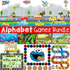 Free Alphabet Letter Case Puzzles | Totschooling - Toddler, Preschool, Kindergarten Educational Printables