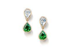 Diamonds And Tsavorites