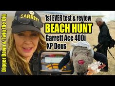 ever outing on the Beach with the Garrett ACE I tested it on Dry, Wet & Damp sand. Showing the various settings I used and the success on each type. Metal Detektor, Metal Detecting, Digger, Twiggy, Dawn, Beach, The Beach, Beaches
