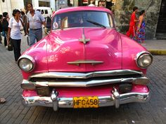 Why Cuba Has So Many Classic American Cars