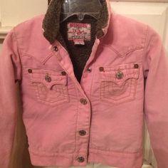 True religion jacket Used good condition True Religion Jackets & Coats
