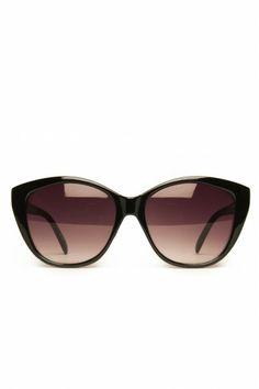 Bobcat Sunglasses in Black