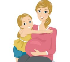 The Top 10 Differences Between Your First and Second Pregnancies #pregnancy