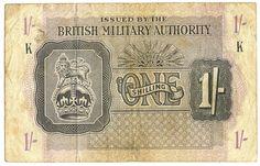 1 SHILLING - #scripomarket #scripobanknotes #scripofilia #scripophily #finanza #finance #collezionismo #collectibles #arte #art #scripoart #scripoarte #borsa #stock #azioni #bonds #obbligazioni