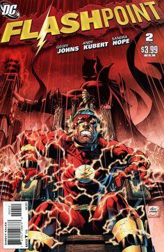 Flashpoint (DC, 2011) #2
