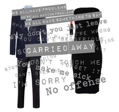 """""""Carried Away"""" by luna412 ❤ liked on Polyvore featuring Plein Sud, NARS Cosmetics, Ministry of Supply, Ted Baker, TOMORROWLAND, BOSS Hugo Boss and Humble Chic"""