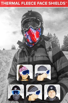 Buy 1 Get 2 FREE - $30.00  Our Frost Tech™ Fleece Face Shield™ tubular bandana has been tested and stops wind chill up to 50 MPH to keep your face protected and sustain body temperature throughout outdoor work and activities.