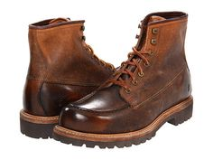 Frye Dakota Mid Lace - these are some manly monster boots. Savvy enough for the streets of Berlin, rugged enough to take on Machu Picchu. Put them in your suitcase. Your feet will thank you.