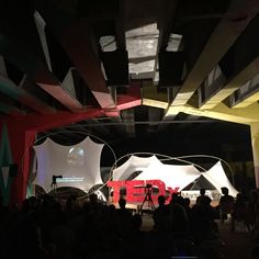 URBAN ACTIVATORS - Staging TEDx in a Self-Made Neighborhood  These flexible deployable structures were created for the 2015 TEDx Madrid Salon at Puente de Colores by students from California College of the Arts. Over the long term, they accommodate...