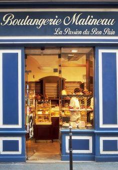 Passy Quarter, Boulangerie Malineau, 3 Rue Vineuse, Paris XVI