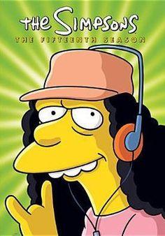 Simpsons: the Fifteenth Season
