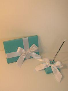 Tiffany Blue Wedding / Baby Shower / Sweet 16 by bwithustudio