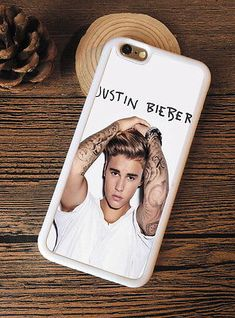 for iPhone6 6S Rubber TPU case cover - Justin Bieber ,White - http://phones.goshoppins.com/phones-cases/for-iphone6-6s-rubber-tpu-case-cover-justin-bieber-white/