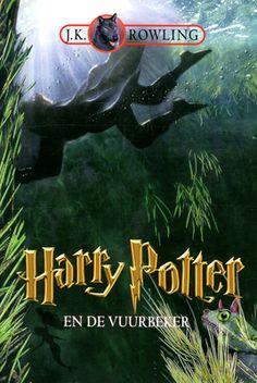 5. Harry Potter en de vuurbeker. (Harry Potter and the Goblet of Fire) J.K. Rowling