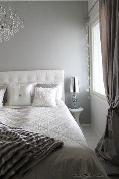 Bedroom - Home White Home -blog