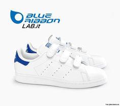 huge discount 9ea91 735a1 BlueRibbonLab Adidas Sneakers LO - STAN SMITH CF - S80042