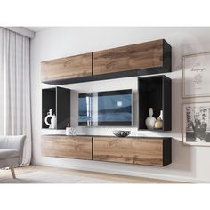159.000 Roco I nappali szett BRAK TŁUMACZEŃ Flat Screen, Decor, Entertainment Unit, Furniture, Living Room, Home, Interior, Wall, Home Decor