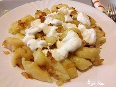Én is így készítem, ez az igazi fazékban főtt Dödölle! Potato Salad, Macaroni And Cheese, Food And Drink, Potatoes, Pasta, Vegetables, Ethnic Recipes, Advent, Dios