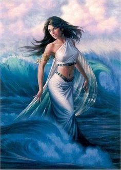 FAV Role: Agwe the Water goddess, Once on this Island