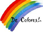 DeColores! Rainbow store.  Great stuff for palanca!