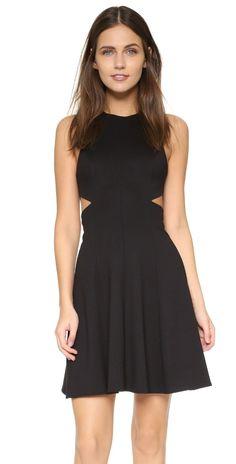 Amanda Uprichard Juliet Dress | SHOPBOP