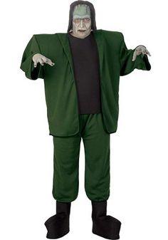 Universal Studios Monsters Frankenstein Adult Plus Costume. Brand New Universal Studios Monsters Frankenstein Adult Plus Halloween Costume Plus Size Adult Halloween Costumes, Plus Size Costume, Halloween Costumes For Girls, Family Halloween, Adult Costumes, Halloween Ball, Party Costumes, Halloween 2014, Halloween Horror
