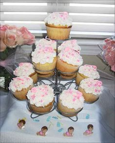 cupcakes for baby showers