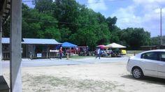 At the Pea Ridge Flea Market