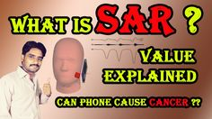 What is SAR Value? Can Mobiles Cause Cancer? Explained in Detail Hindi /...