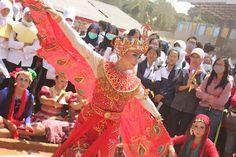 Tari Merak (Peacock dance)