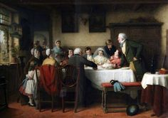 Frederick Daniel Hardy - The Wedding Breakfast