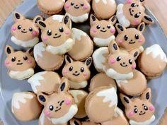 Pokemon Go Themed Custom Burgers SF Funcheap The Cupcakedex Amazing Pokemon Macarons By Honey And. The Cupcakedex Amazing Pokemon Macarons By Honey And. Pokemon Cupcakes, Cake Pokemon, Pokemon Recipe, Pokemon Party, Pokemon Birthday, Dessert Kawaii, How To Make Macarons, Cute Baking, Macaroon Recipes