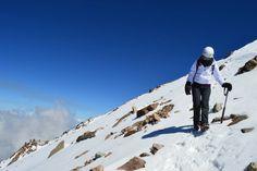 5000 m.  Iztaccíhuatl clima perfecto