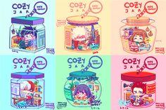 first+batch+pre+order+closed! --------------------------------------------------------- it+will+be+printed+on+transp. Boku No Hero Academia, My Hero Academia Memes, Hero Academia Characters, My Hero Academia Manga, Arte Do Kawaii, Kawaii Art, Kawaii Anime, Cute Food Drawings, Cute Kawaii Drawings