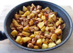 Csiperke blogja: Brassói aprópecsenye csirkemellből Dog Food Recipes, Red Peppers, Dog Recipes