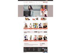 E-Ticaret bayan giyim satış temaları ile sitenizi hareketlendirin !!