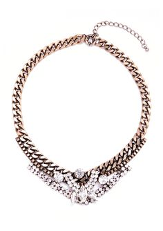 To die for statement necklace!