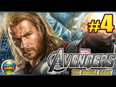 Avengers Mobile Gameplay part 4
