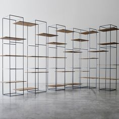 callicles123:  TT3 Bookcase by Ron Gilad