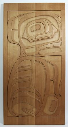 Lattimer Gallery - Phil Gray - Red Cedar Panels