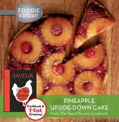 "Pineapple Upside-down Cake makes one 10"" cake ... | Simon & Schuster Canada"