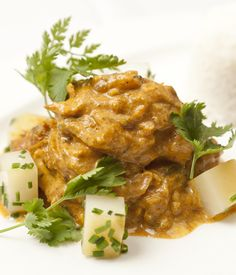 An appetising combination of chicken and sweet potato give this curry a smooth, rich taste. Andy Waters' chicken curry recipe suggests using chicken thighs which are noted for their strong, wholesome flavour.