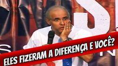 Claudio Duarte — Eles Fizeram a Diferença e Você? — Pregação Evangélica