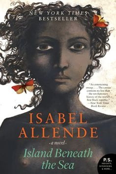 Just finished this book ~ excellent read! Love Ms. Allende's writing.