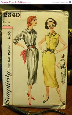 Black Friday 50% Off Sale Simplicity 2340 by EleanorMeriwether