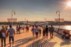 Molo in Sopot | Polen
