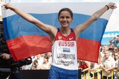 Elena Anatolyevna Lashmanova made a stunning entry into the world of athletics when she made her Olympic debut at the 2012 Summer Olympics in London.